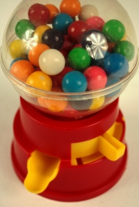 Gumball Machine Toy, Nathan Lerner, 20th Century