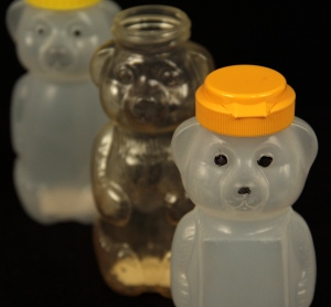 Honey Bear Bottles, Nathan Lerner, 1950-1995